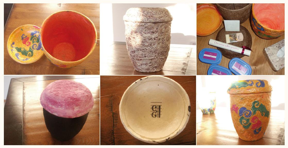 urne zum selbst gestalten